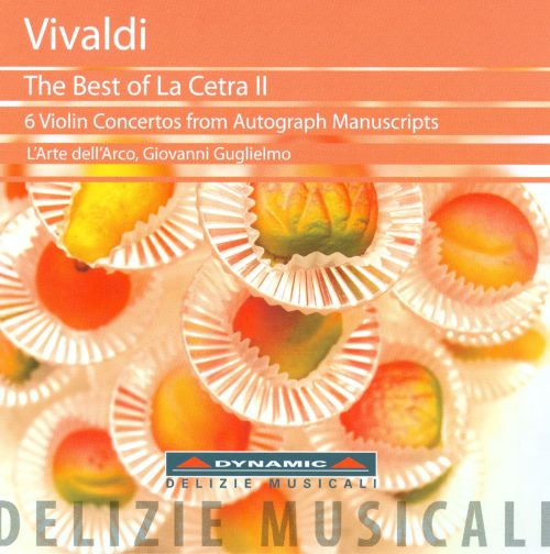 Vivaldi: The Best of La Cetra II