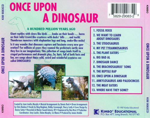 Once Upon a Dinosaur