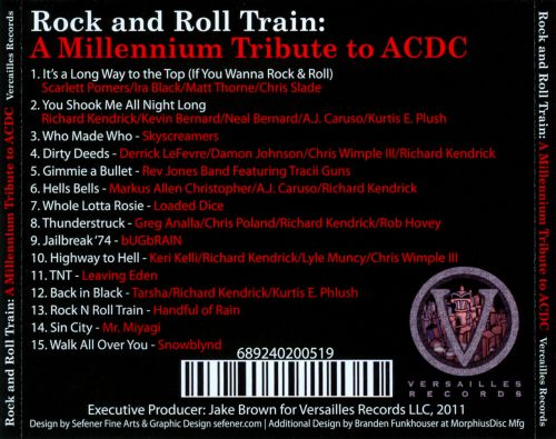 Rock & Roll Train: a Millennium Tribute to AC/DC