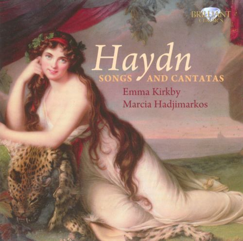 Haydn: Songs and Cantatas