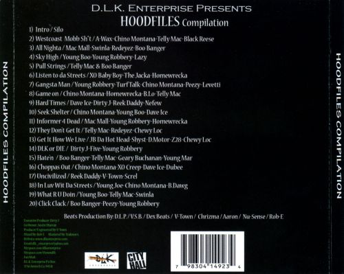 Hoodfiles Compilation