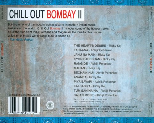 Chill Out Bombay, Vol. II