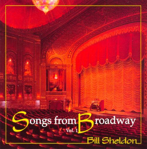 Songs From Broadway, Vol. 1