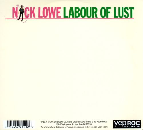 Labour of Lust