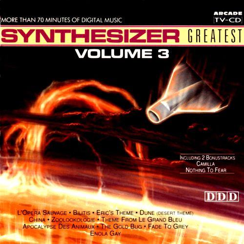 Synthesizer Greatest, Vol. 3