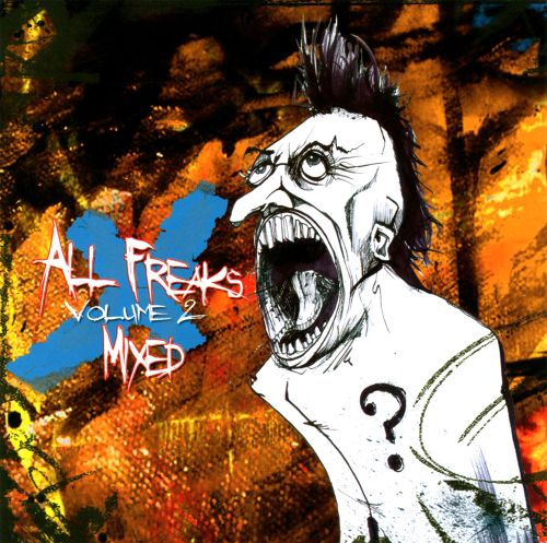 All Freaks Mixed, Vol. 2