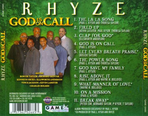 God Is On Call