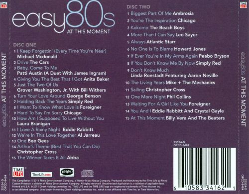 Easy 80s: At This Moment