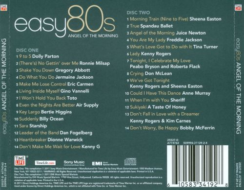Easy 80s: Angel of the Morning
