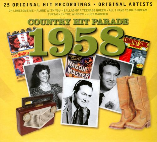 Country Hit Parade 1958
