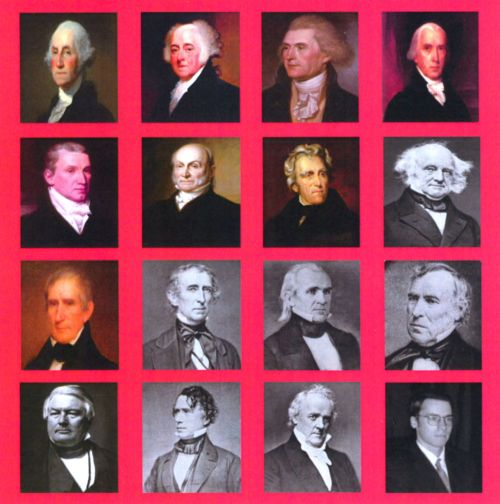 The Presidents of the United States of America, Vol. 1
