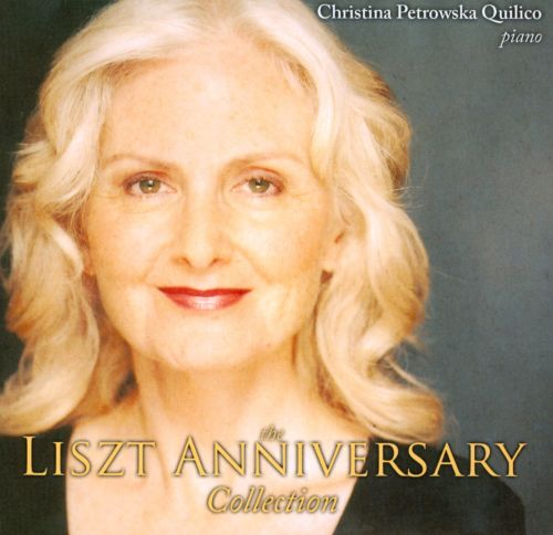 The Liszt Anniversary Collection
