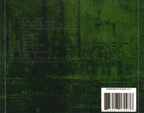The  Green Album, Disc 1