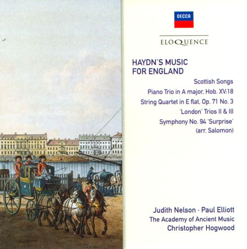 Haydn: Music for England