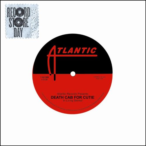 Atlantic Records Presents: Death Cab for Cutie in Living Stereo!