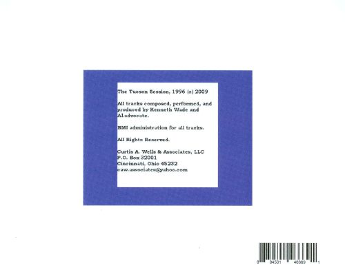 The Tucson Session, 1996: Drum & Bass