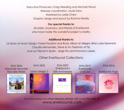 Eversound Healing: Uplifting Songs Of Peace, Hope And Love