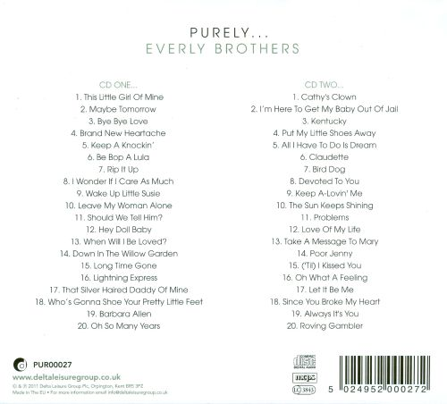 Purely...Everly Brothers