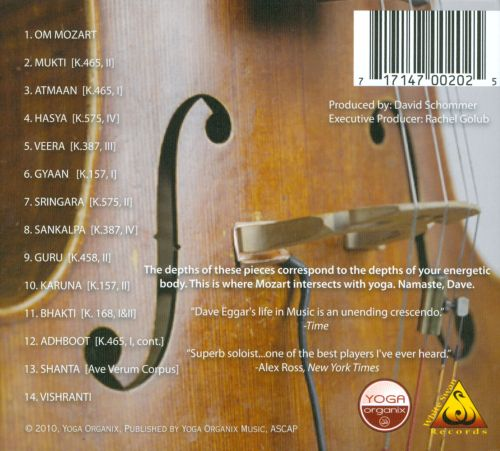 The Yoga Sessions: Mozart