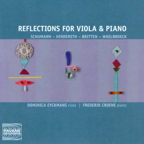 Reflections for Viola & Piano