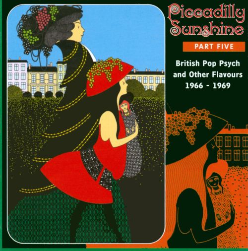 Piccadilly Sunshine, Vol. 5