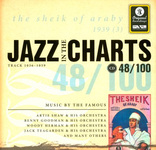 Jazz in the Charts 1939, Vol. 3