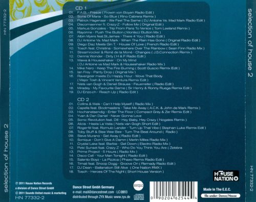 Selection of House, Vol. 2