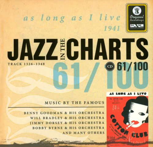 Jazz in the Charts 1941