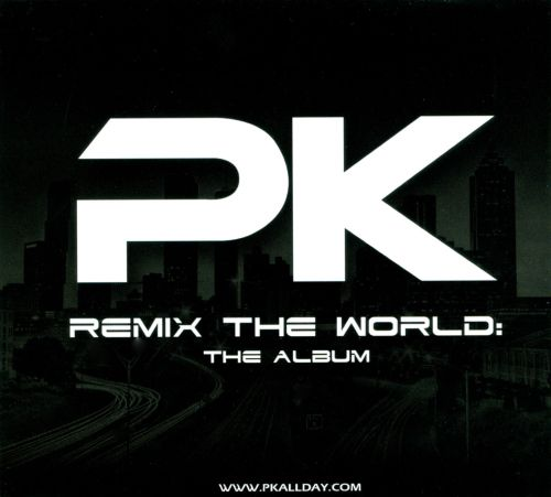 Remix the World: The Album