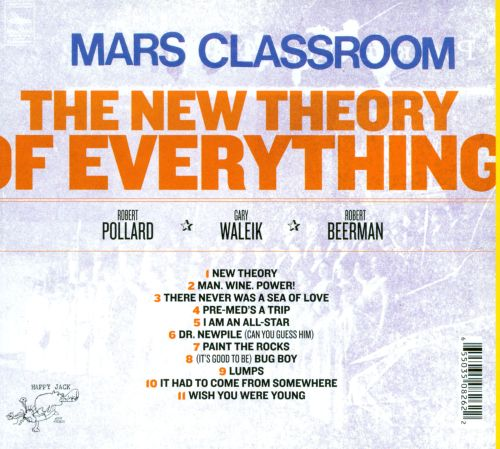 The New Theory of Everything