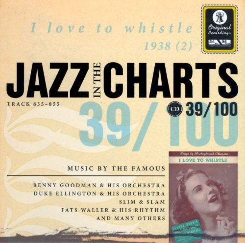 Jazz In The Charts: 1938, Vol. 2