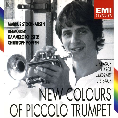 New Colours of Piccolo Trumpet