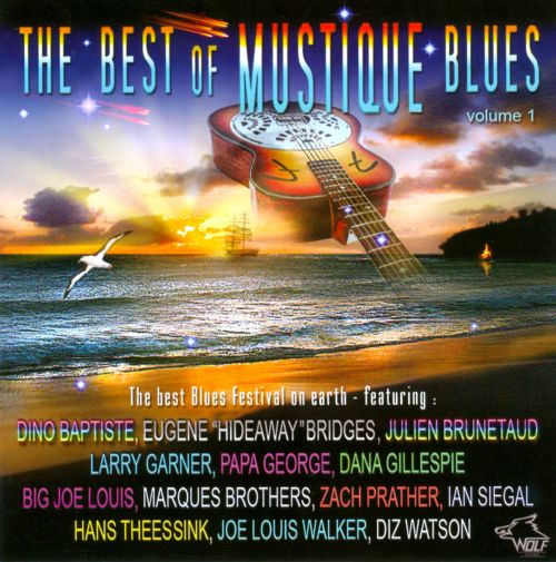The Best of Mustique Blues, Vol. 1