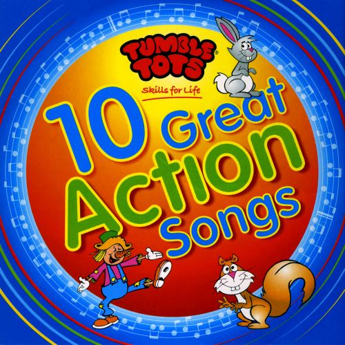 10 Great Action Songs