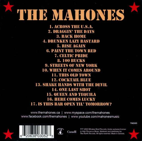 Paint the Town Red: The Best of the Mahones