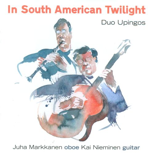 In South American Twilight