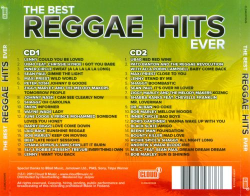 Various - Reggae Hits 6
