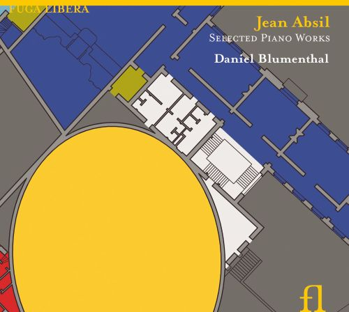 Jean Absil: Selected Piano Works