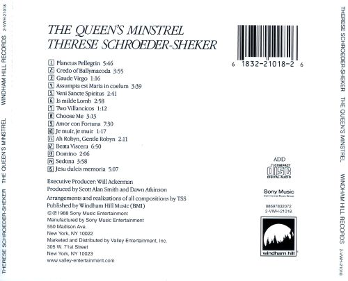 The Queen's Minstrel