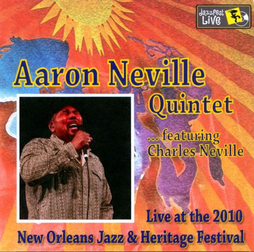 Live at the 2010 New Orleans Jazz & Heritage Festival