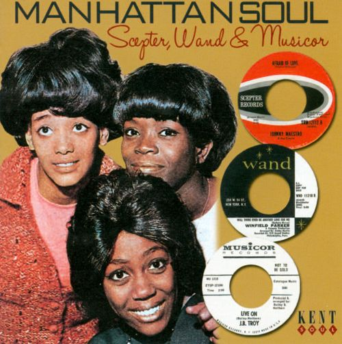 Manhattan Soul: Scepter, Wand and Musicor