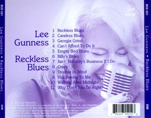 Reckless Blues