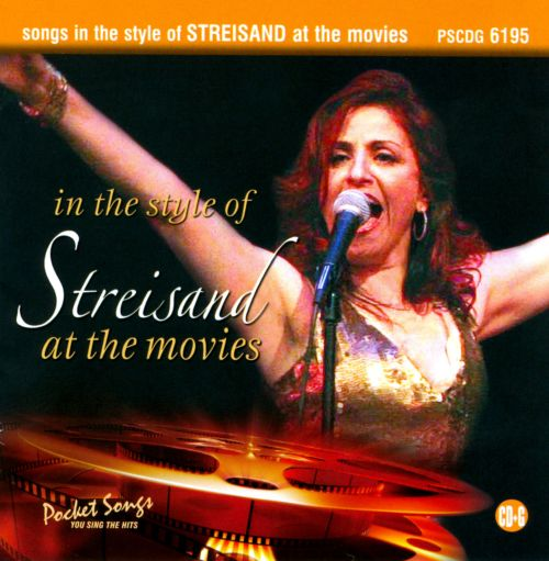 Songas In The Style Of Streisand At The Movies