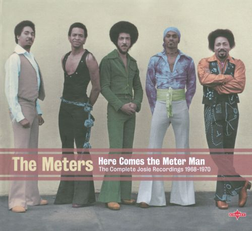Here Comes the Meter Man: The Complete Josie Recordings, 1968-1970