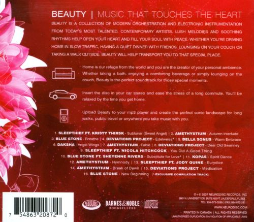 Beauty: Music That Touches the Heart