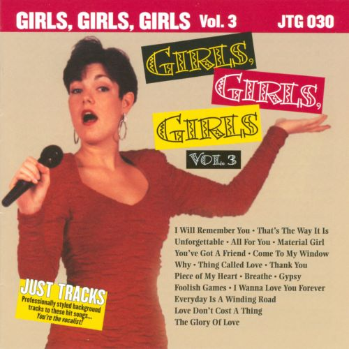Hits Of Girls, Girls, Girls Vol. 3
