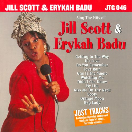 Karaoke: Hits of Jill Scott & Erykah Badu