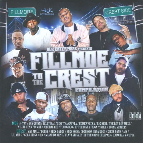 Fillmoe To the Crest