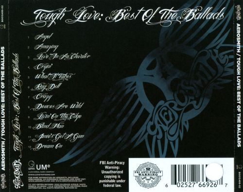 Tough Love: The Best of the Ballads