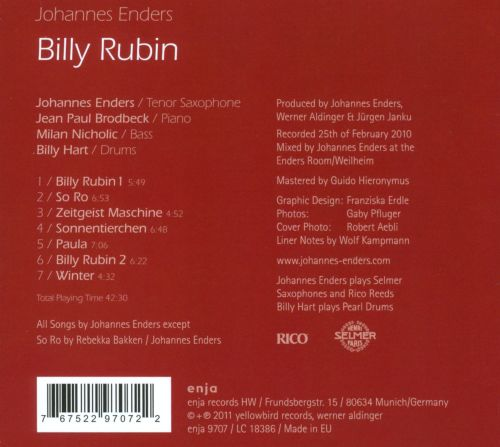 Billy Rubin